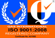 ISO 9001 Registered Company
